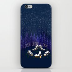 Once Upon a Time In Storybrooke iPhone & iPod Skin
