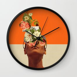 The Unexpected Wall Clock