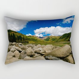 Utah Landscape Rectangular Pillow