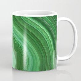 Green Agate Coffee Mug