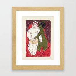 Levitaas 1 Framed Art Print