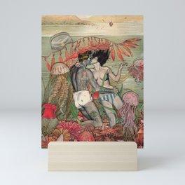 Take me to the Sea Mini Art Print