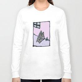 Pastel Memory Long Sleeve T-shirt