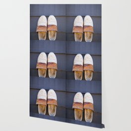 Typical dutch clogs Wallpaper
