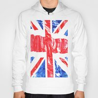 uk Hoodies featuring UK by arnedayan