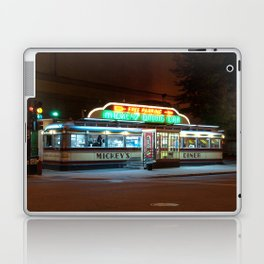 Mickey's Diner Laptop & iPad Skin