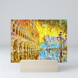 Venice San Marco Mini Art Print