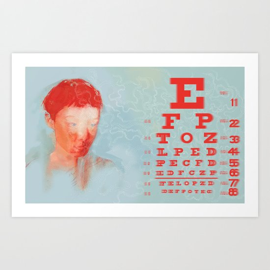 """""""The 20/20 Experience 2"""" by Justin Hopkins Art Print"""