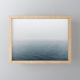 The Lake Framed Mini Art Print