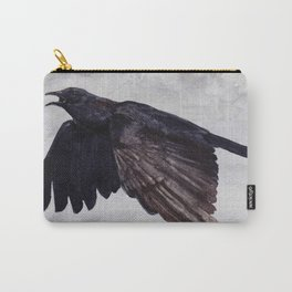 As the Crow Flies Carry-All Pouch