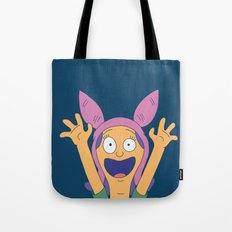 Louise Belcher YAY Tote Bag