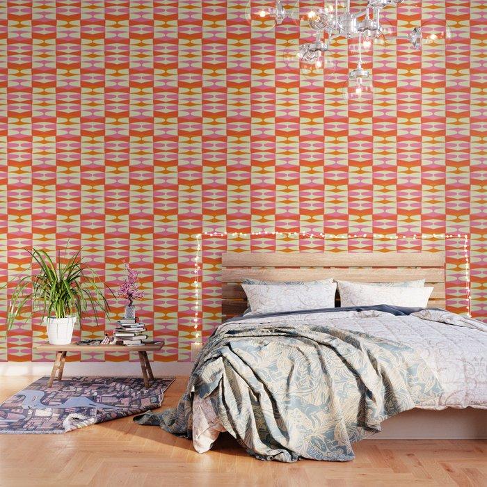 Zaha Sixties Wallpaper