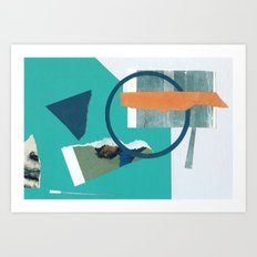 Combo Art Print