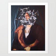 OSWOLT KRELL Art Print