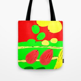 Fruit Cocktail Tote Bag