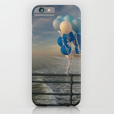 Santa Monica pier 4 iPhone 6s Slim Case