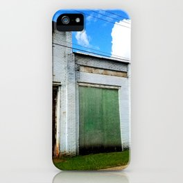 Streets Without Names iPhone Case