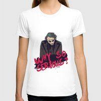 the joker T-shirts featuring Joker  by FourteenLab