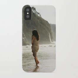 Lay in the Warm Sand All Afternoon iPhone Case