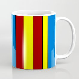 Super-Curtains Coffee Mug