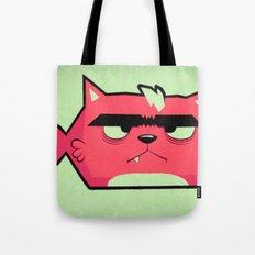 Cat-Fish Tote Bag