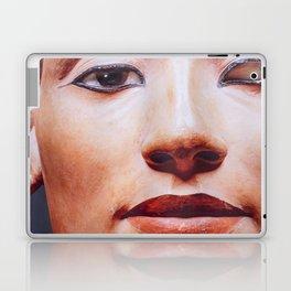 The Face of Nefertiti Laptop & iPad Skin