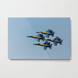 United States Navy Blue Angels Metal Print