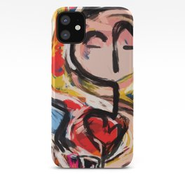 Your love is king iPhone Case