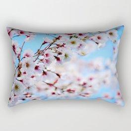 Arboretum Blossoms Rectangular Pillow
