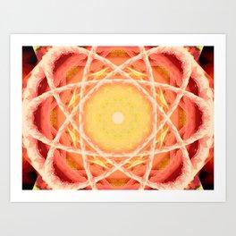 Supercharged Art Print