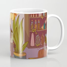 Witch Study Coffee Mug