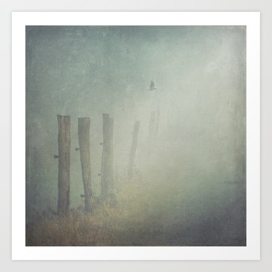 Vanishing World Art Print