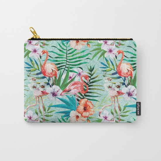 Tropical Summer #8 Carry-All Pouch