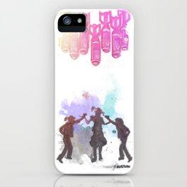 Until When? iPhone Case