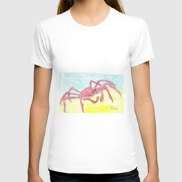 Giant Japanese Spider Crab T-shirt