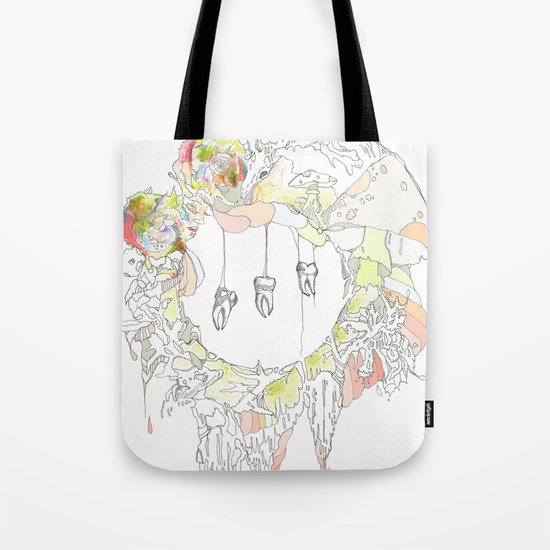 sugar tooth Tote Bag