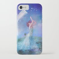 dreamcatcher iPhone & iPod Cases featuring Dreamcatcher by Aimee Stewart