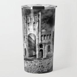 Abbey Jumieges Travel Mug