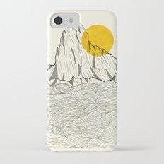 Sun Cliffs iPhone 7 Slim Case