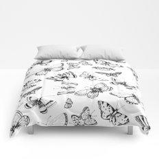 Butterflies and moths Comforters
