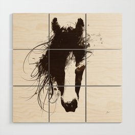 Colt Wood Wall Art