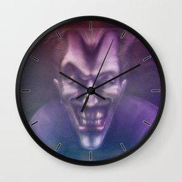 Jocker 2nd Style Wall Clock