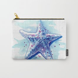 Starfish Waters I Carry-All Pouch