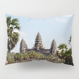 Angkor Wat Pillow Sham