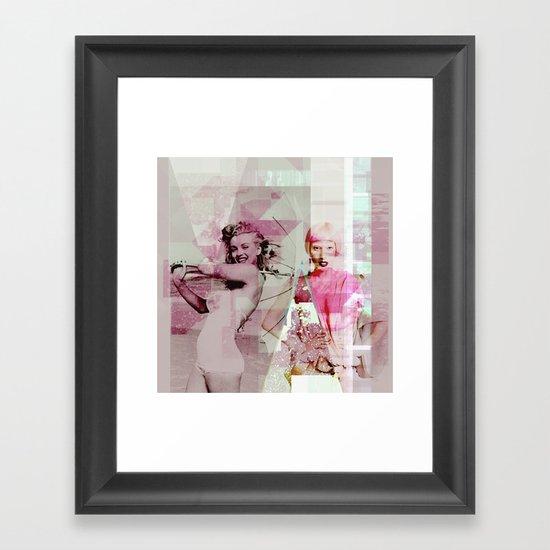 |VOGUE| Framed Art Print