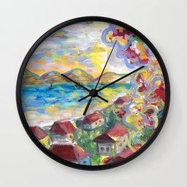 Granny's Amalie Wall Clock