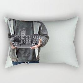 Power Of One Rectangular Pillow