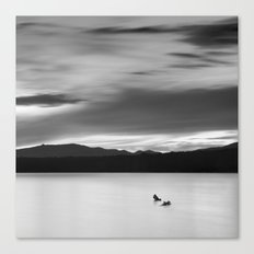 Two and two Canvas Print