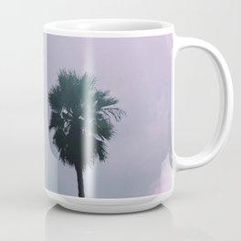 Twin Palm Trees Coffee Mug