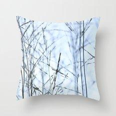 Grass 1 Throw Pillow